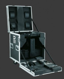 PR Lighting Flight Case for 1x Pilot 575 - ������������������ ���� ��� ������ Pilot 575, Pilot Wash 575, Solo 575