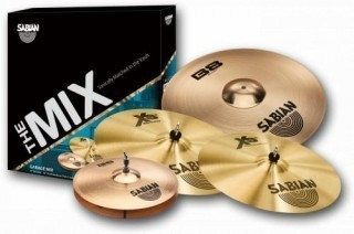SABIAN GARAGE B8/XS20 MIX SET - Набор тарелок