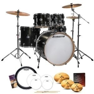 LUDWIG LCF52G Element Series - ударная установка комплект