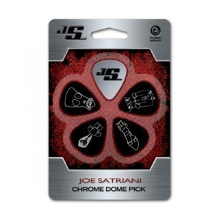PLANET WAVES JSCD-01 - ����� ���������� Satriani Signature chrome dome