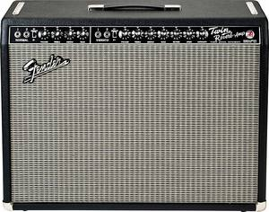 FENDER 65 TWIN REVERB 85 WATTS 2-12 JENSEN BLACK TOLEX