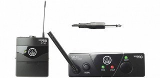 AKG WMS40 Mini Instrumental Set BD US45B - инструментальная радиосистема