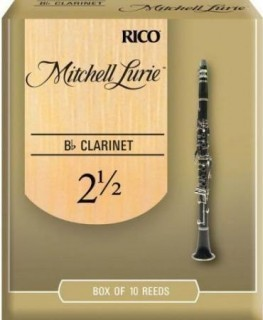 RICO RML10BCL250 Micheal Lurie - трости для кларнета