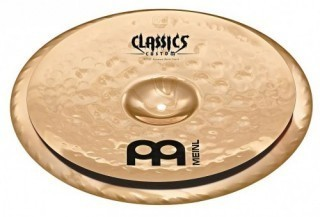 MEINL CC16/18EMS-B - 16/18 Extreme Metal Stack