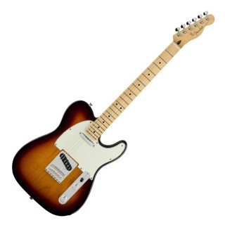 FENDER PLAYER TELE MN 3TS - Электрогитара, цвет санбёрст