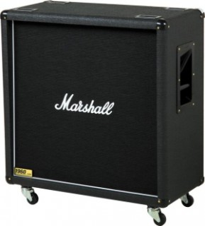 MARSHALL 1960B-E 300W 4X12 SWITCHABLE - кабинет гитарный