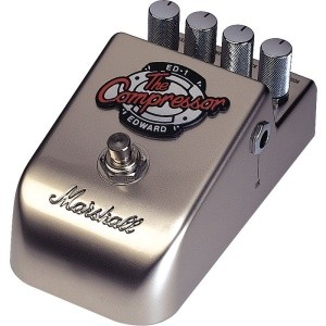 MARSHALL ED-1 THE COMPRESSOR EFFECT PEDAL - ������ ��������