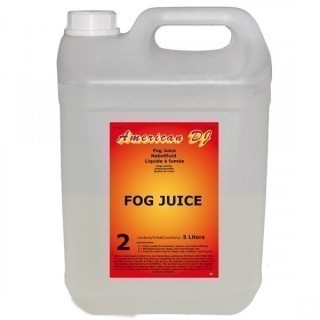 American DJ Fog juice 2 medium - �������� ��� ����������� ����, 5�