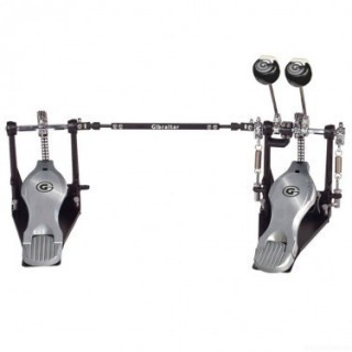 GIBRALTAR 6711DB Chain CAM Drive Double Pedal кардан для бочки, двойной цепной привод