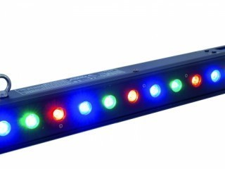 Eurolite LED Bar RGB 27/1 black 30° - LED панель