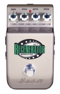 MARSHALL RG-1 THE REGENERATOR EFFECT PEDAL - ������ ��������
