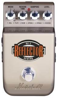 MARSHALL RF-1 THE REFLECTOR EFFECT PEDAL - ������ ��������