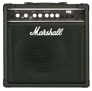 MARSHALL MB15 15W BASS COMBO 2 CHANNEL - ����� �������
