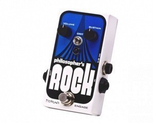PIGTRONIX ROK Philosopher's Rock Sustainer with Germanium Overdrive эф-т гитарн. компрессор/сустейне
