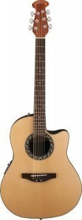 APPLAUSE AB24-4 Balladeer Mid Cutaway Natural - ������������������� ������