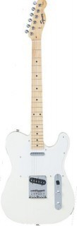 FENDER SQUIER AFFINITY TELECASTER MN ARCTIC WHITE - электрогитара