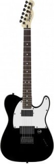FENDER SQUIER JIM ROOT TELECASTER FLAT BLACK - электрогитара, именная модель Jim Root (SlipKnot)