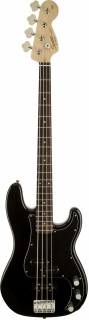 FENDER SQUIER AFFINITY SERIES PRECISION BASS® PJ ROSEWOOD FINGERBOARD BLACK - бас-гитара 4 стр