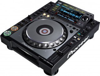 PIONEER CDJ-2000 Nexus - диджейский DVD/CD/MP3/USB/SD-плеер