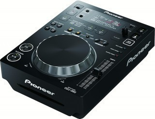 PIONEER CDJ-350 - DJ CD/MP3 плеер