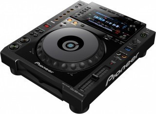 PIONEER CDJ-900 Nexus - диджейский CD/MP3/USB-плеер