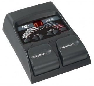 DIGITECH RP55 GUITAR MULTI-EFFECT PROCESSOR - гитарный процессор