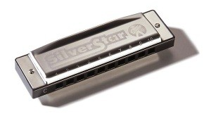 HOHNER Silver Star 504/20 D (�50403) - ������ ���������