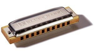 HOHNER Blues Harp 532/20 B (M533126) - ������ ���������