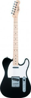 FENDER SQUIER AFFINITY TELECASTER MN BLACK - электрогитара