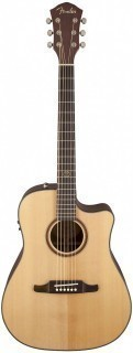 FENDER F-1000CE DREADNOUGHT NATURAL - электроакустическая гитара