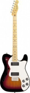 FENDER MODERN PLAYER TELE THINLINE DELUXE 3TSB - электрогитара