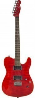 FENDER SPECIAL EDITION CUSTOM TELECASTER RW HH CRIMSON RED TRANSPARENT - электрогитара