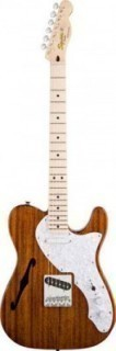 FENDER SQUIER CLASSIC VIBE TELE THINLINE MN Natural - электрогитара