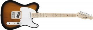 FENDER SQUIER AFFINITY TELECASTER MN 2-COLOR SUNBURST - Электрогитара