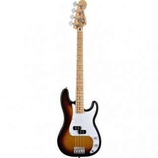 FENDER STANDARD PRECISION BASS MN BROWN SUNBURST TINT - басгитара