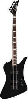 Jackson JS2 Kelly Bird IV Bass RW Fingerboard Matte Black - бас-гитара