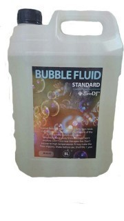 EURO DJ Bubble Fluid STANDARD �������� ��� ������� �������, ����������, 5 �.