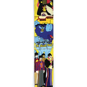 PLANET WAVES 25LB06 - ������� �������� ������, ����, ����� Beatles Strap Collection, ������� Yellow Submarine