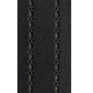 PLANET WAVES 25PRF01 ���. ������, ����, ����� Vented Leather Strap, ������� Black Rows (�������� �� ����)