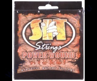 POWER WOUND SIT S838 (8-11-14-22-30-38)  Струны для электрогитары