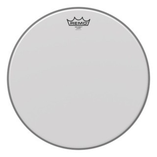 REMO BD-0115-00 Batter, Diplomat, Coated, 15 пластик