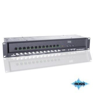Ross DMX switch 12 Свитчер DMX 12 каналов по 5А