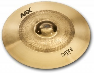 SABIAN 222OMX - Тарелка 22 Omni Crash Ride AAX