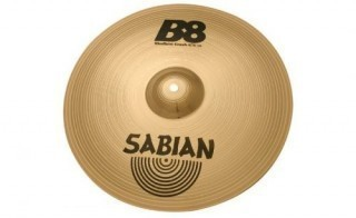 "SABIAN 41608 16"" Medium Crash B8 - Тарелка"