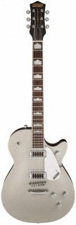 GRETSCH GUITARS G5439 ELECTROMATIC PRO JET SILVER SPARKLE - электрогитара