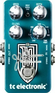 TC ELECTRONIC THE DREAMSCAPE THE JOHN PETRUCCI SIGNATURE PEDAL - педаль эффектов
