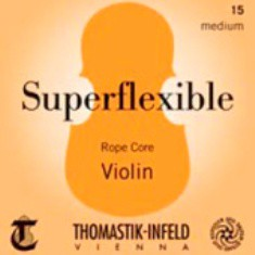 THOMASTIK Superflexible 15 - Струны для скрипки