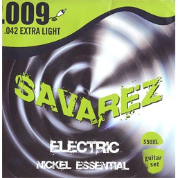 SAVAREZ S50XL Electric Essentiall - Струны для электрогитары