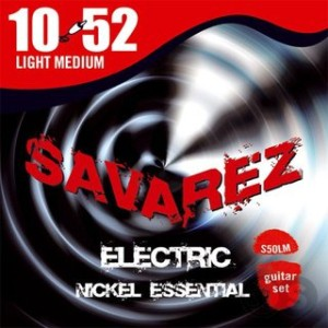 SAVAREZ S50LM Electric Nickel Essentiall - Струны для электрогитары