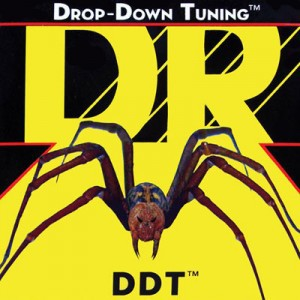 DR DDT-65 Drop-down tuning - Струны для бас-гитары